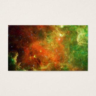 North America Nebula Space NASA Business Card