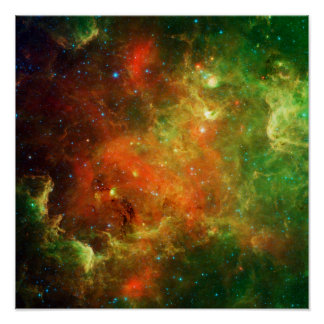 North America Nebula Space NASA Print