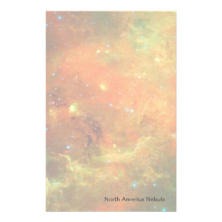 North America Nebula Stationery