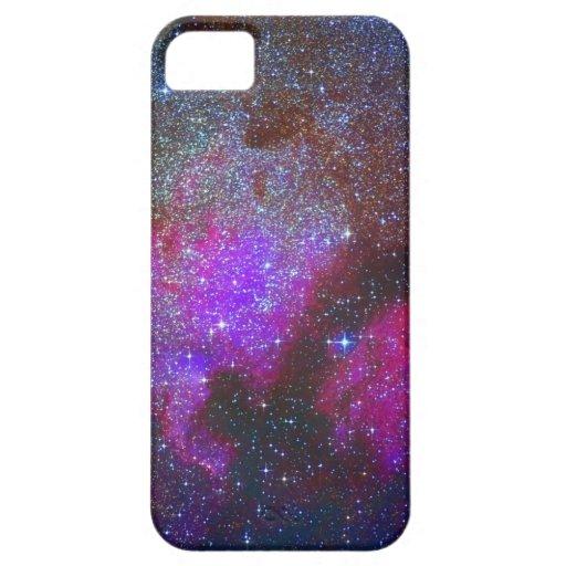 North America Nebula. The Milky way. iPhone 5 Cases