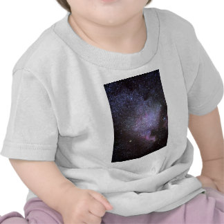 North America Nebula The Milky way T Shirts
