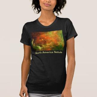 North America Nebula Tshirts