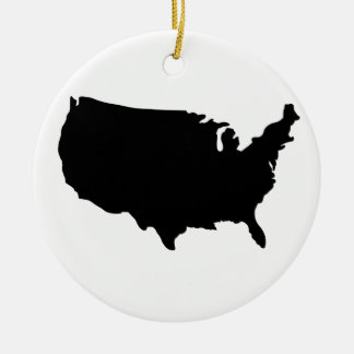 North America Christmas Ornaments
