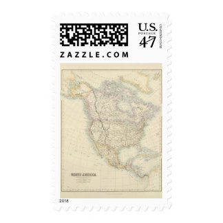 North America Postage