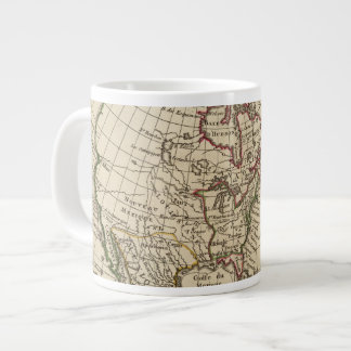 North America School Large Coffee Mug