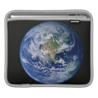 North America Seen from Space iPad Sleeve