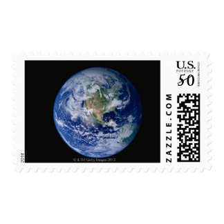 North America Seen from Space Postage