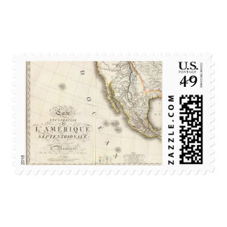 North America Southwest Postage