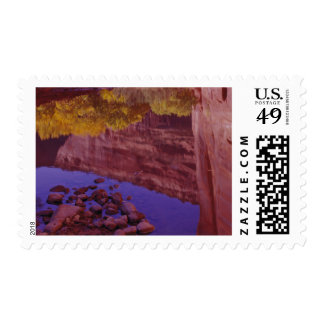 North America, U.S.A., Arizona, Canyon de Chelly Stamps