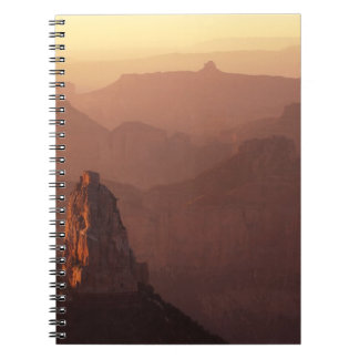 North America, U.S.A., Arizona, Grand Canyon, Notebook