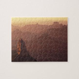 North America, U.S.A., Arizona, Grand Canyon, Puzzle