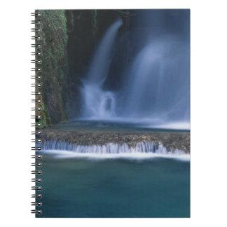 North America, U.S.A., Arizona, Havasu Canyon, 2 Notebook