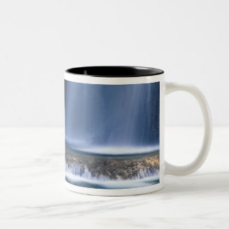 North America, U.S.A., Arizona, Havasu Canyon, 2 Two-Tone Coffee Mug