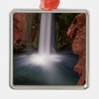 North America, U.S.A., Arizona, Havasu Canyon, Metal Ornament