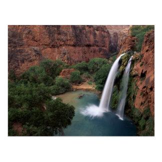 North America, U.S.A., Arizona, Havasu Canyon, Postcard