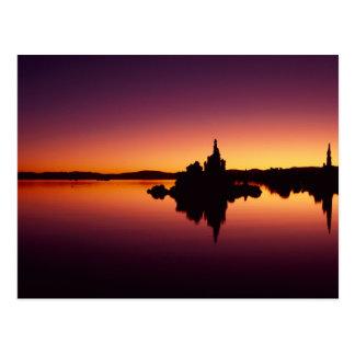 North America, U.S.A., California, Mono Lake, Postcard