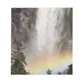 North America, U.S.A., California, Yosemite Notepad