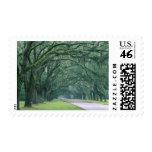 North America, U.S.A., Georgia, Savannah, Postage Stamp