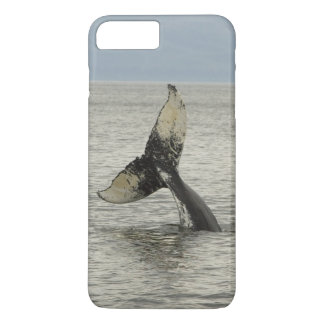 North America, USA, AK, Inside Passage. Humpback iPhone 8 Plus/7 Plus Case