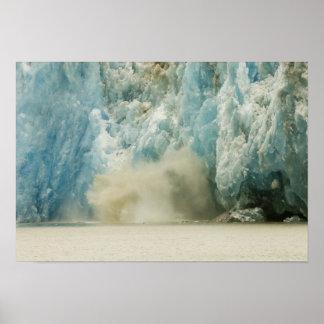 North America, USA, AK, Inside Passage, Poster