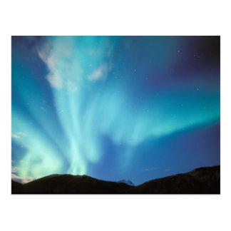 North America, USA, Alaska, Brooks Range. Postcard