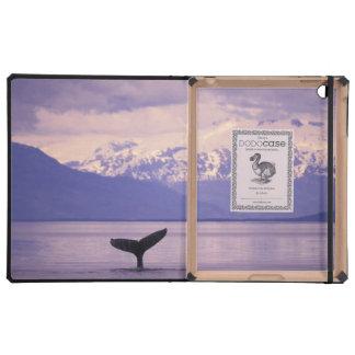 North America, USA, Alaska, Inside Passage. Case For iPad