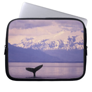 North America, USA, Alaska, Inside Passage. Laptop Sleeve