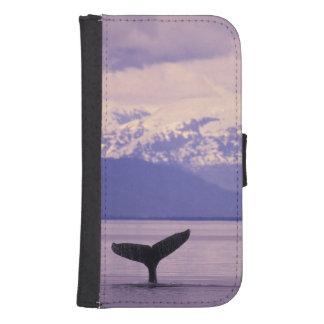 North America, USA, Alaska, Inside Passage. Phone Wallet