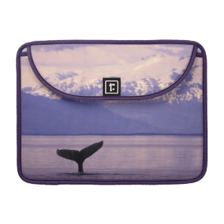 North America, USA, Alaska, Inside Passage. Sleeve For MacBook Pro
