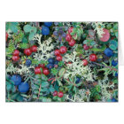 North America, USA, Alaska, Landscape, berries Card