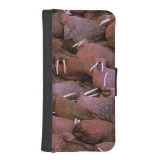 North America, USA, Alaska, Yukon Delta National Phone Wallets
