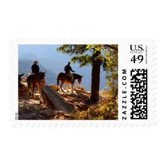 North America, USA, Arizona, Grand Canyon 2 Stamp