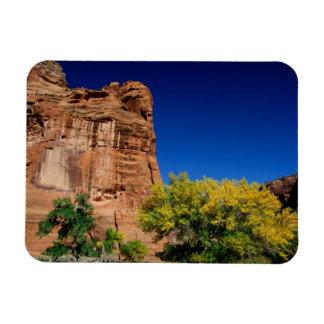 North America, USA, Arizona, Navajo Indian 3 Magnet