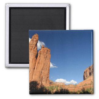 North America, USA, Arizona, Navajo Indian 4 Magnet