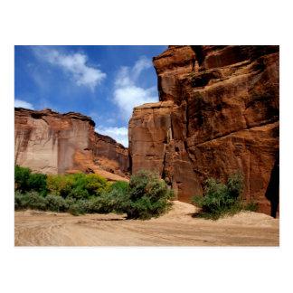 North America, USA, Arizona, Navajo Indian 5 Post Card
