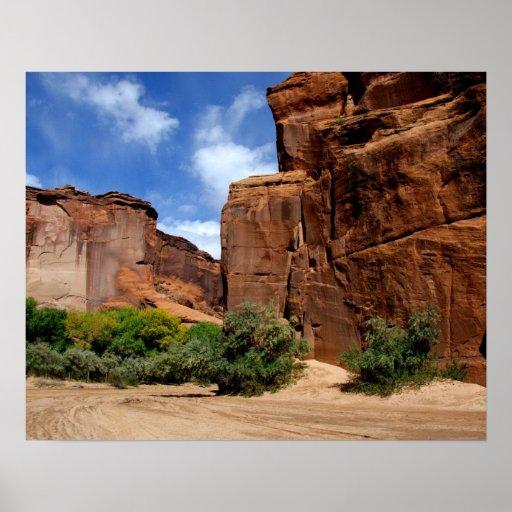 North America, USA, Arizona, Navajo Indian 5 Poster