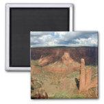 North America, USA, Arizona, Navajo Indian 6 2 Inch Square Magnet