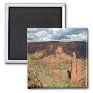 North America, USA, Arizona, Navajo Indian 6 Refrigerator Magnet