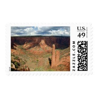North America, USA, Arizona, Navajo Indian 6 Postage Stamps