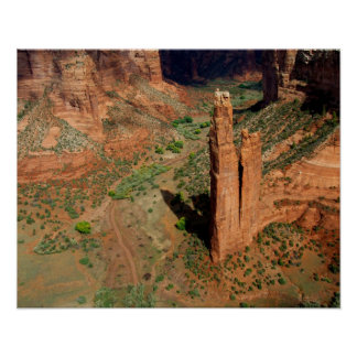 North America, USA, Arizona, Navajo Indian 7 Poster