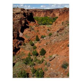 North America, USA, Arizona, Navajo Indian Postcard
