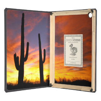 North America, USA, Arizona, Sonoran Desert. iPad Air Case
