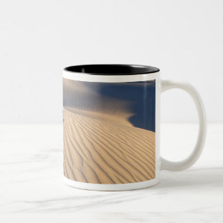 North America, USA, Califorinia, Death Valley 3 Two-Tone Coffee Mug