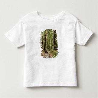 North America, USA, California, Big Sur, 3 Toddler T-shirt