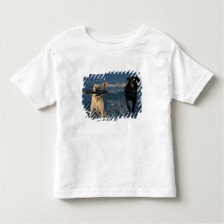 North America, USA, California, Half Moon Bay. 2 Toddler T-shirt