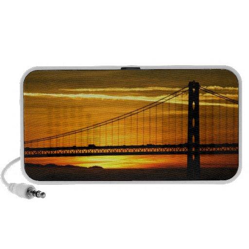 North America, USA, California, San Francisco. 3 iPhone Speaker