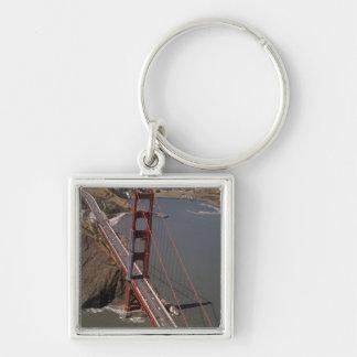 North America, USA, California, San Francisco, Keychain