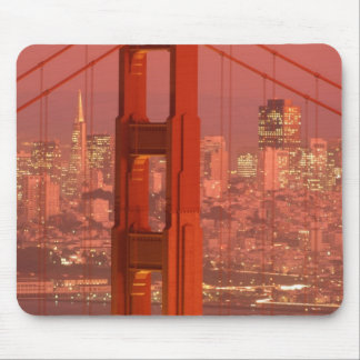 North America, USA, California, San Francisco. Mouse Pad