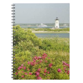 North America, USA, Massachusetts, Martha's Spiral Notebook