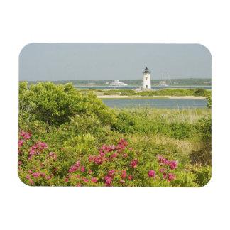 North America, USA, Massachusetts, Martha's Rectangular Photo Magnet